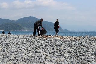 2014-海岸清掃-02